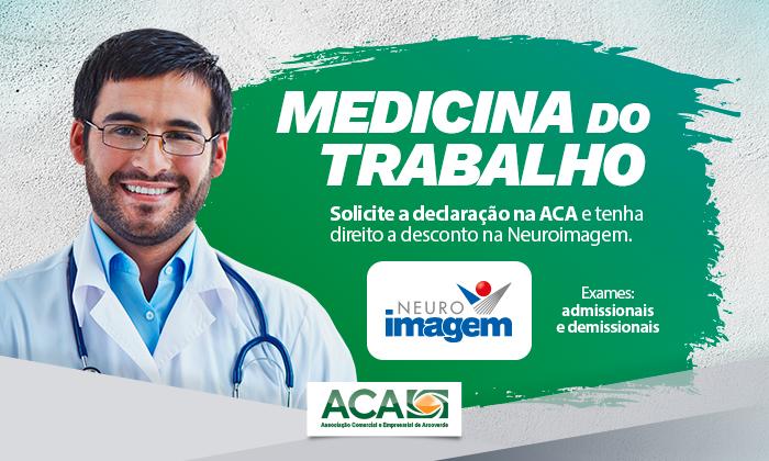 ACA - Medicina do trabalho